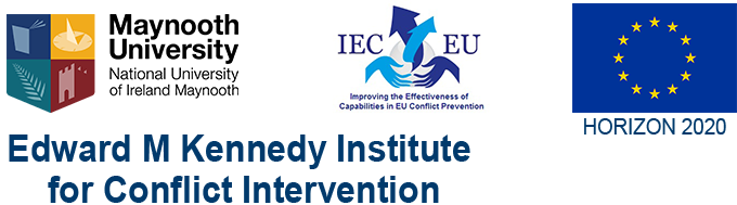 IECEU - Improving the Effectiveness of EU Capabilities in Conflict Intervention